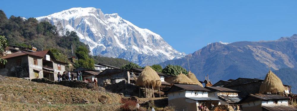 Siklis Trek (Annapurna Region)