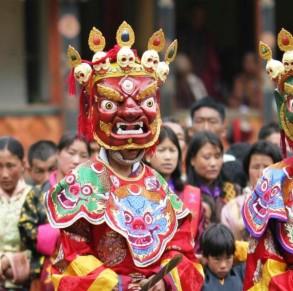 Thimphu Tshechu Festival