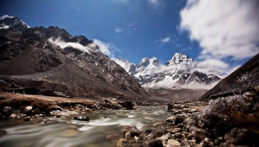 Makalu Lumba-Shumba & Kanchenjunga