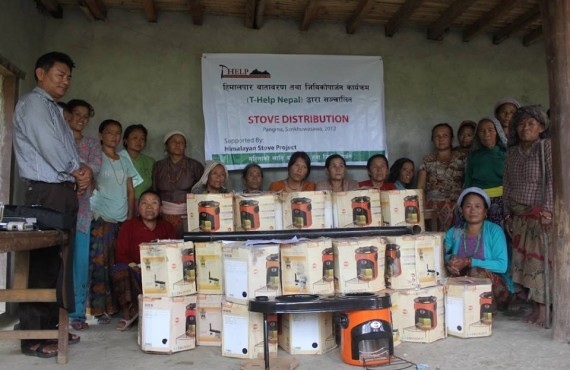 Himalayan Stove Distribution