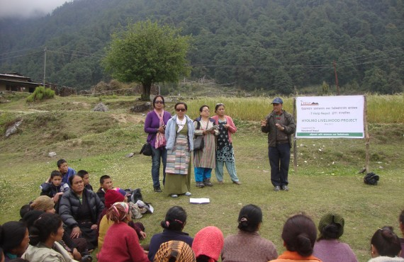 Trans-Himalayan Environment And Livelihood Program (T-HELP)