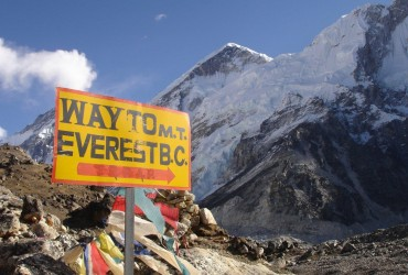 Fixed Departure trek to Everest Base Camp, 2018