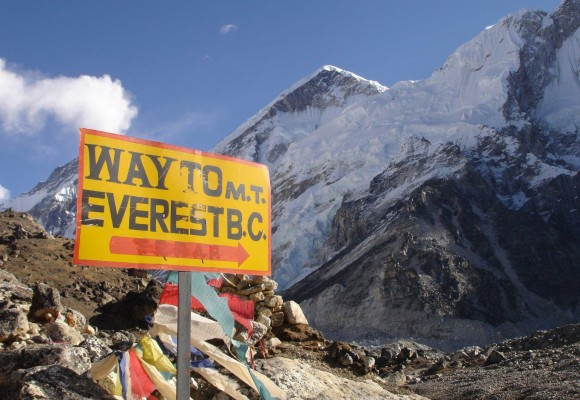 Fixed Departure trek to Everest Base Camp, 2017