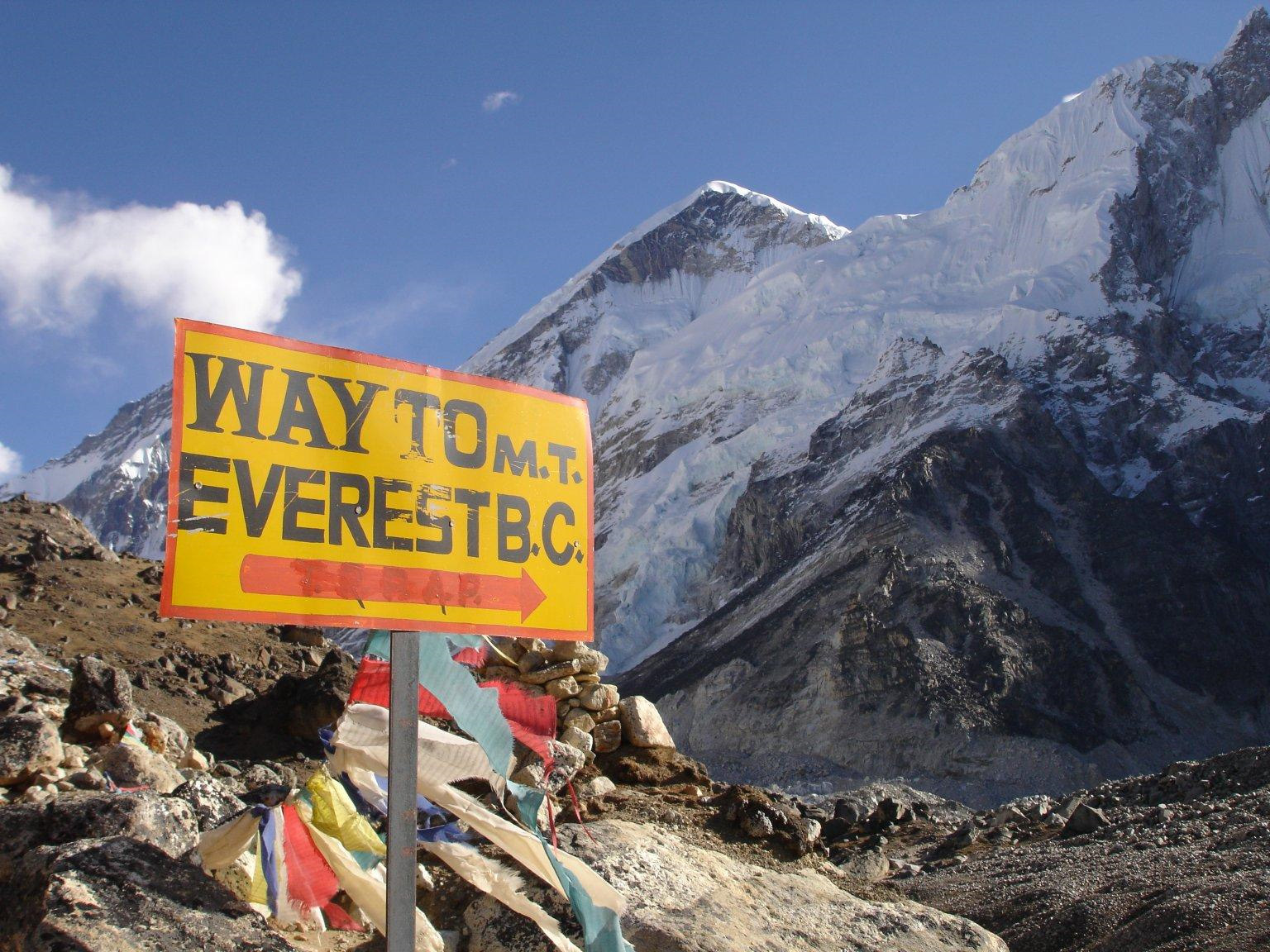 Fixed Departure Trek To Everest Base Camp 2019 Snow