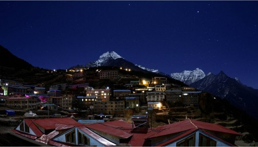 Namche Short Trek