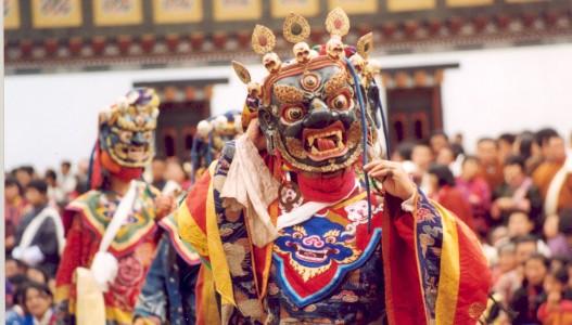 Enter the Dragon – Bhutan