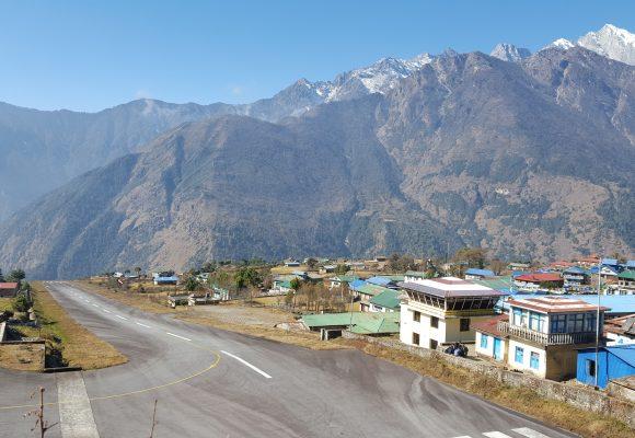 Change in Lukla Flights
