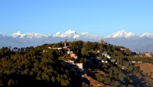 Chisopani – Jhule – Nagarkot Trek