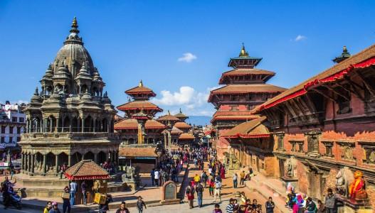 Nepal Heritage Tour with Mountain Flight