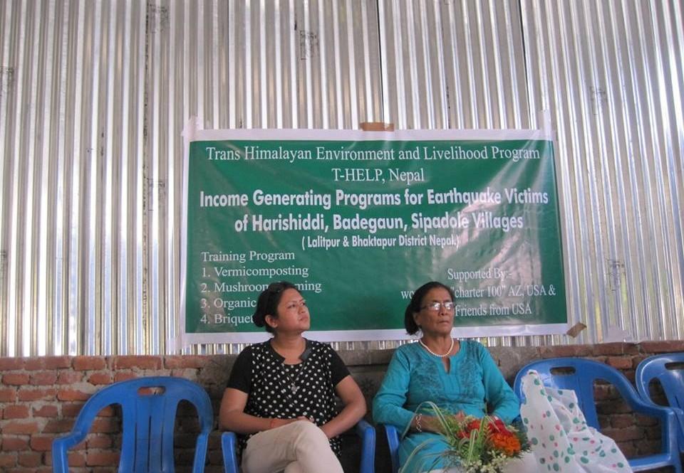 Sustainable livelihood programmes